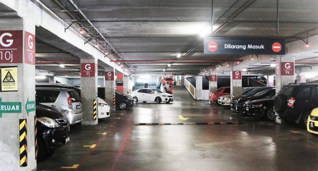 Bumitech - HKL Carpark