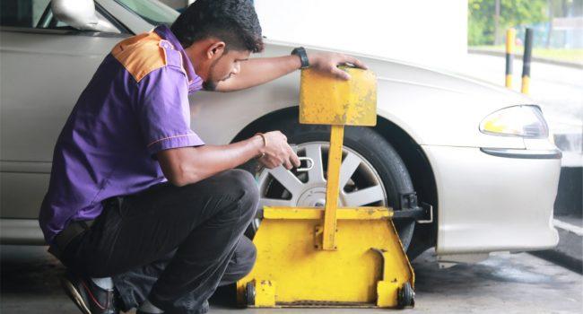 Bumitech - HKL Lock Car 2